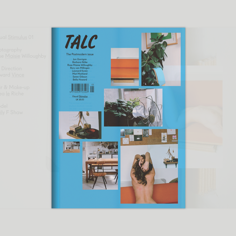 An adult design magazine for modern times.