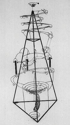 Bruce Gray- Rube Goldburg machine