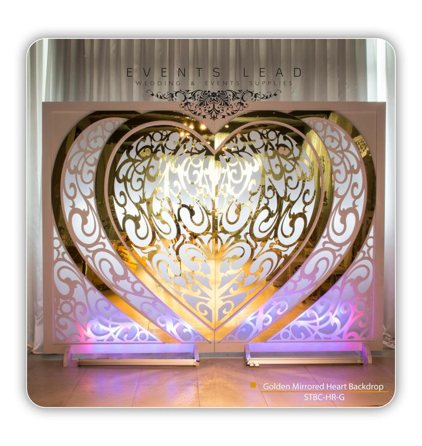 Are Wedding Stage Backdrop Decorationg