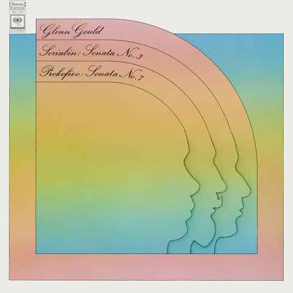 Scriabin: Sonata No. 3 / Prokofiev: Sonata No. 7