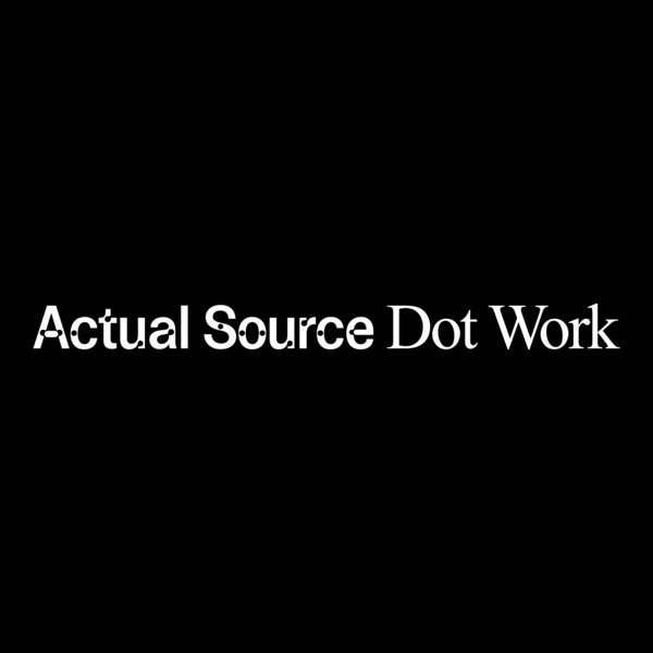 WORK BY ACTUAL SOURCE