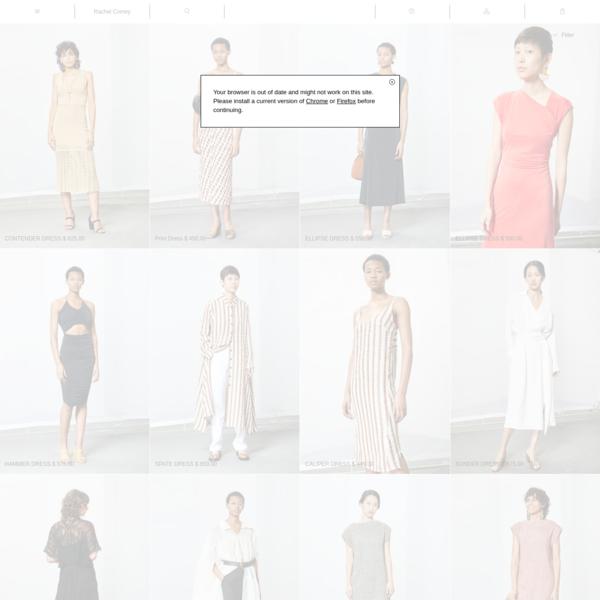 Rachel Comey | Official Site | rachelcomey.com