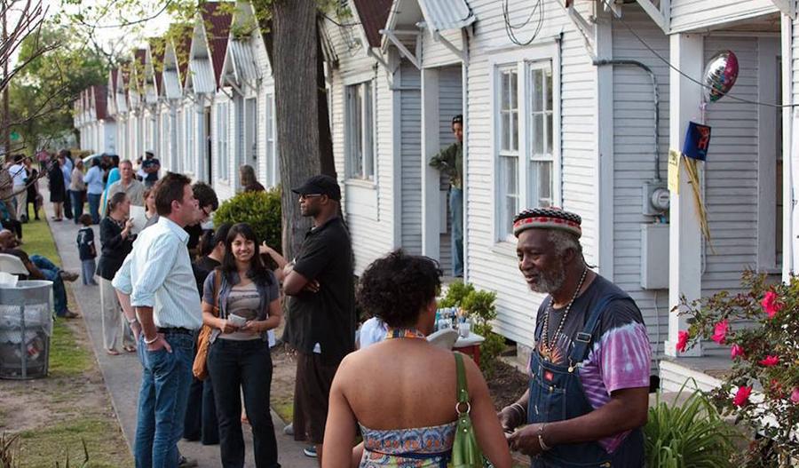 78. Neighborhood Revitalization through Art