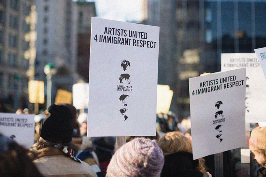 89. Immigrant Movement International