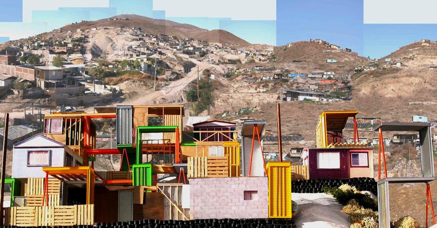 91. Collaborative Strategies for Cross-Border Urban Intervention