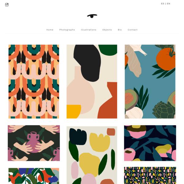 Patterns | Agustina Basile