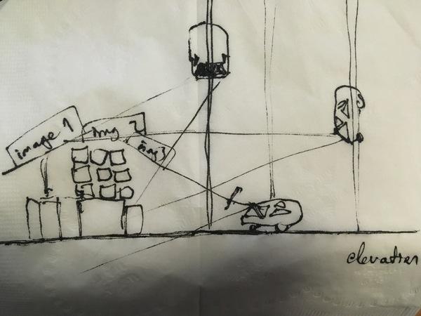 Elevation Sketch For Final