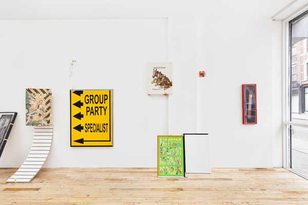 """2014.03 Borna Sammak : All Dogs Are Pets, Installation view, """"All Dogs Are Pets"""", JTT, New York, 2014"""