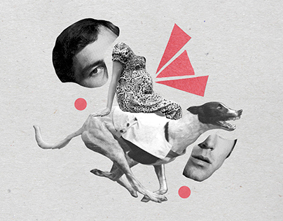 Sala de Parto 2017: Dramatized Readings Collage work