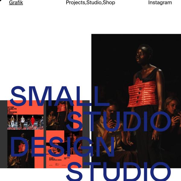 Award winning website design and development.