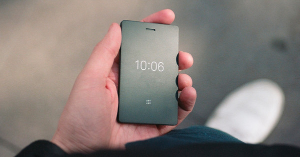 A simple 4G phone with e-ink, messaging & other essential tools-a phone that actually respects you. | Check out 'Light Phone 2' on Indiegogo.