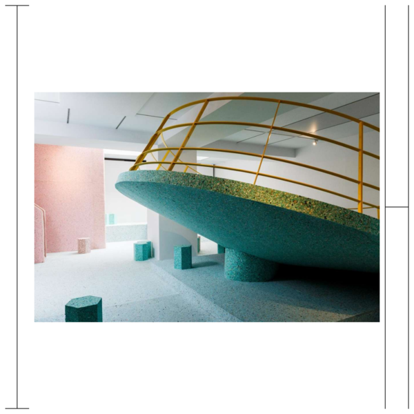 Isabel + Helen is a creative partnership based in London specialising in set design and interactive installations.