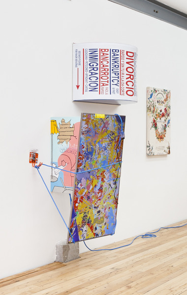 Borna Sammak, All Dogs Are Pets, Installation view, 2014