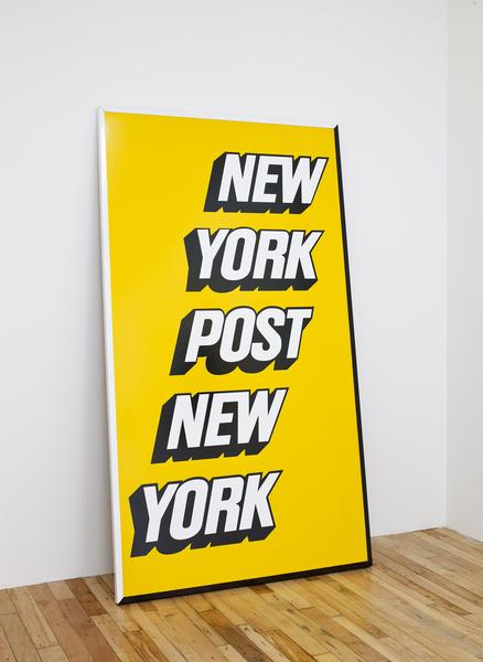 2012.05 Borna Sammak : Jeff Cold Beer, New York Post New York, 2012