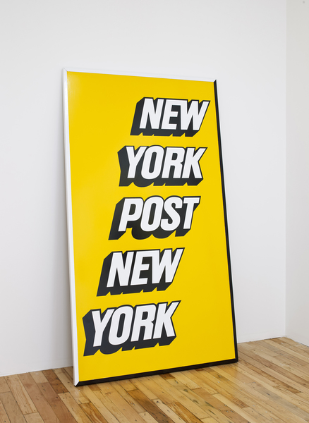2012.05 Borna Sammak : Jeff Cold Beer, New York Post New York, 2012