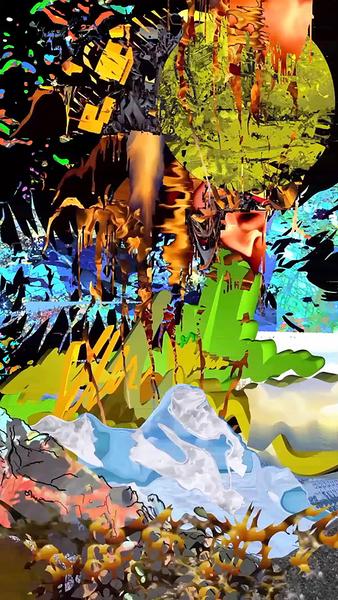 2012.05 Borna Sammak : Jeff Cold Beer, Untitled (detail), 2012