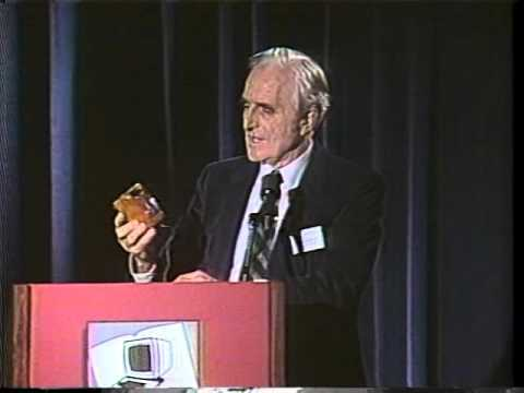 "Doug Engelbart, ""The Augmented Knowledge Workshop"""