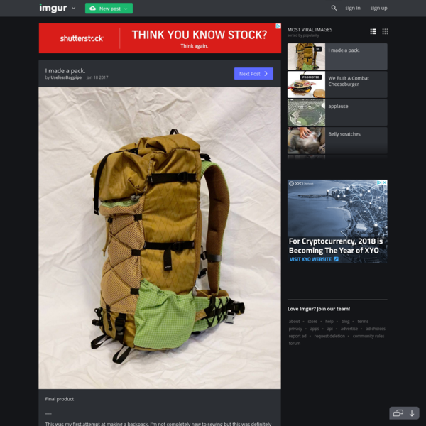 Post with 28 votes and 14824 views. Shared by UselessBagpipe. I made a pack.