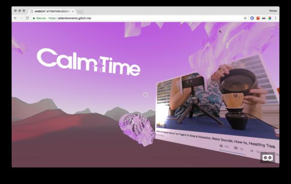 UNIT 18—Calm Time