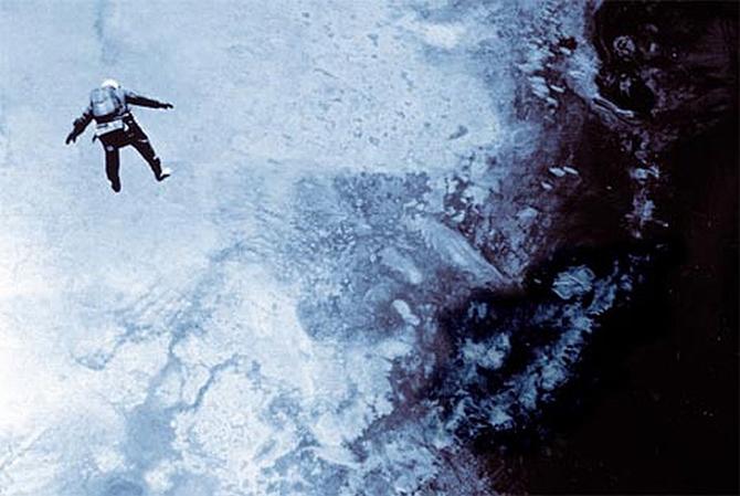 Joe Kittinger space jump