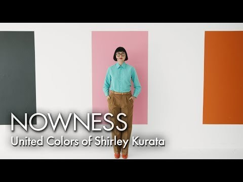 Stylist Shirley Kurata has a signature look. Known for working with fashion favorites Rodarte since their runway debut in 2005, and celebrities from Lena Dunham to Zooey Deschanel, the LA native's style is driven by a host of mid-century references and a passion for eco-friendly fashion.