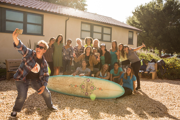 Institute for Women Surfers