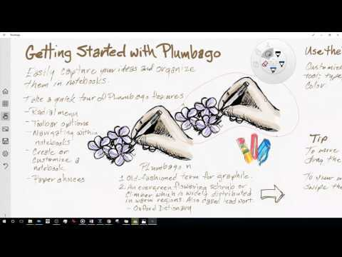 Hands-on with Microsoft Garage's new Plumbago app