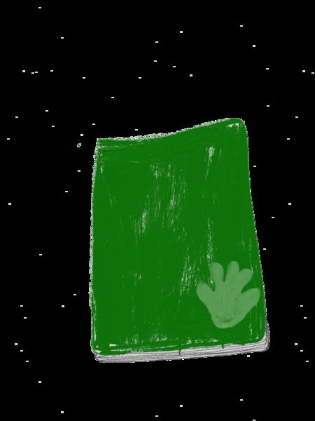 Drawing of Gardening Handbook
