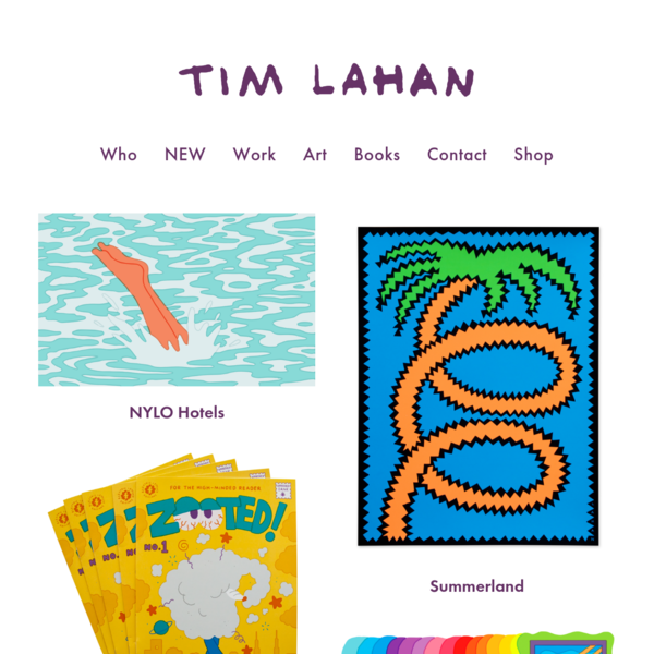 Tim Lahan