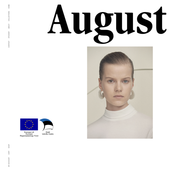 August is a clothing brand combining natural materials with innovative design. Harmony between comfort, practicality, and style is the main concept behind the design process.