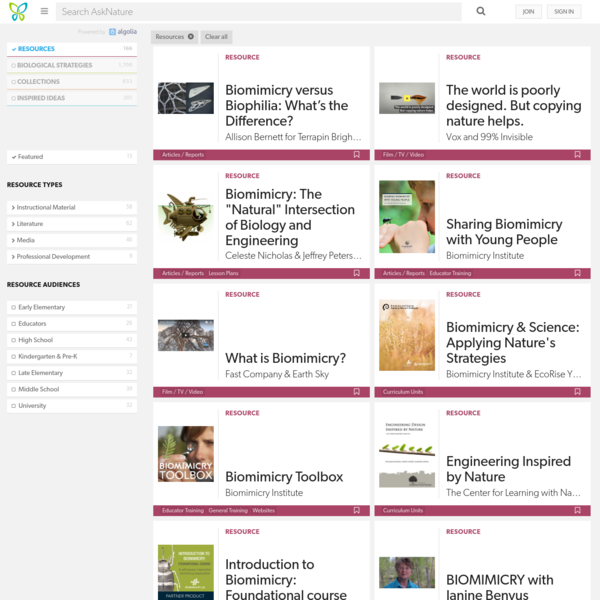 Content Search - AskNature