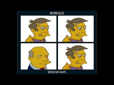 "I'm aware a Steamed Hams/Feel Good Inc. mashup was already made by Composite, but I wanted to expand upon the idea and match the entire exchange to the song rather than just the words ""Steamed Hams""."