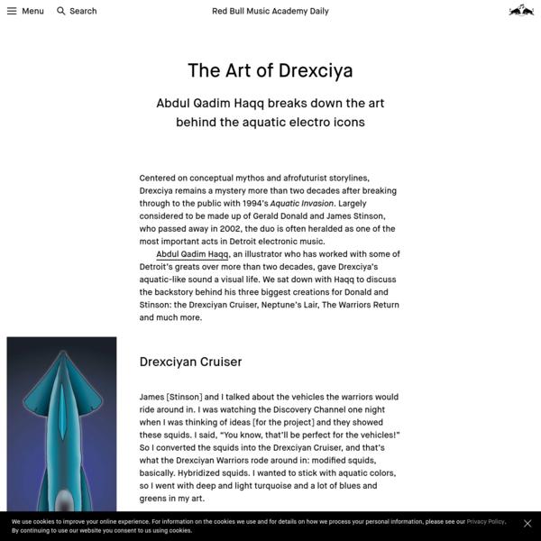 The Art of Drexciya