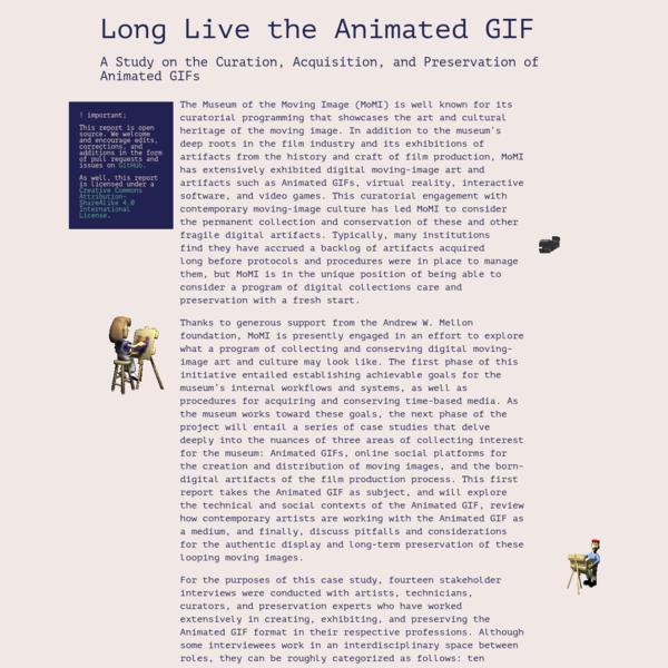 Long Live the Animated GIF