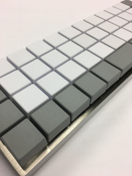 flat ortho keyboard