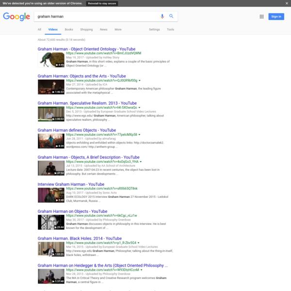 graham harman - Google Search