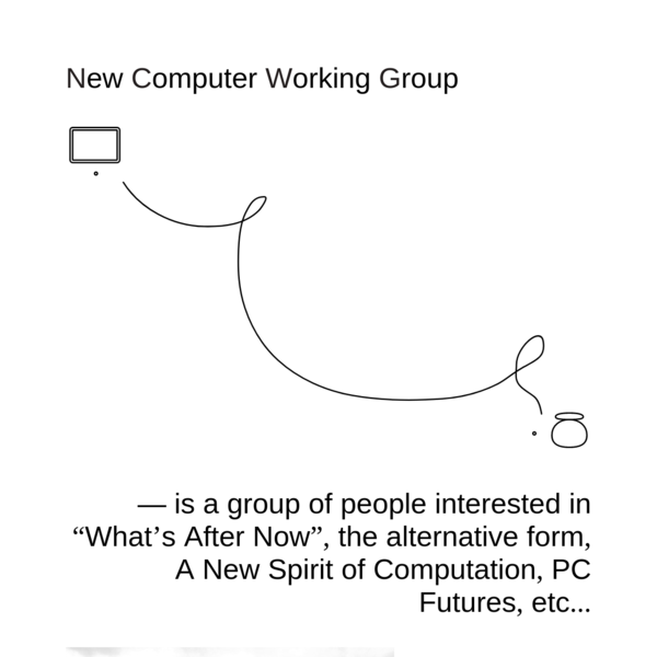 New Computer Working Group