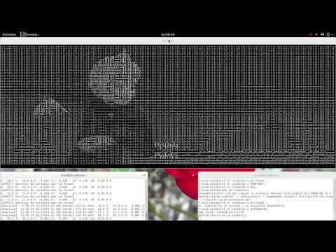 Test on how to play youtube videos with ascii output