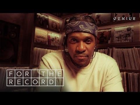Pusha-T on 'DAYTONA,' Drake Disses and Kanye's Politics | For The Record