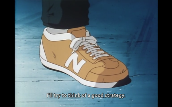 Initial D -- 'I'll try to think of a good strategy""