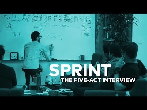 From 'Sprint': The Five-Act Interview - YouTube