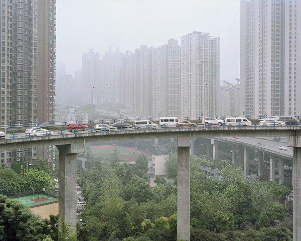 Yan Wang Preston. View from Egongyan Bridge, 2017 http://www.yanwangpreston.com/projects/forest-images