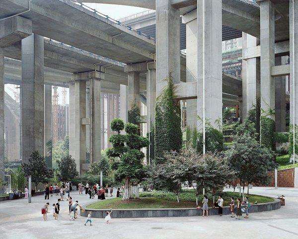 Yan Wang Preston Egongyan Park, 2017 http://www.yanwangpreston.com/projects/forest-images