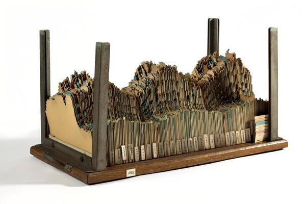 3D Chart - Electricity generated or demanded 1951-1954