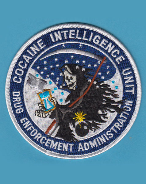 DEA Cocaine Intelligence Unit