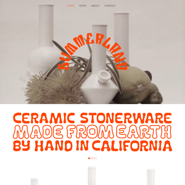 SUMMERLAND | CERAMIC STONERWARE