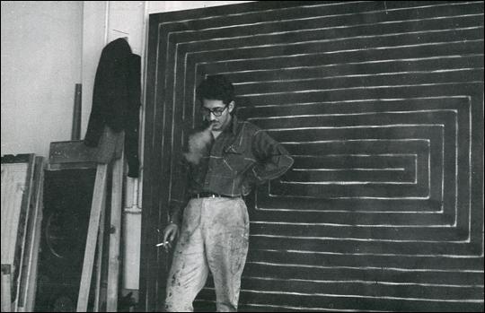 Frank Philip Stella