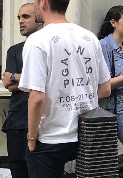 Pizzeria T-shirt