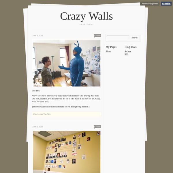 Crazy Walls