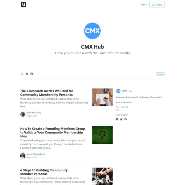 CMX Hub - Medium